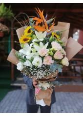 izmit çiçekçi buket 2